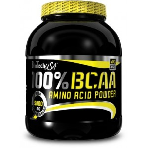 BioTech USA - 100%BCAA Powder 400g