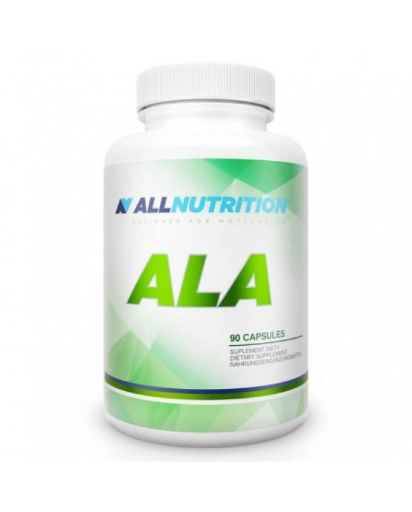 All Nutrition - ALA (90capsules)