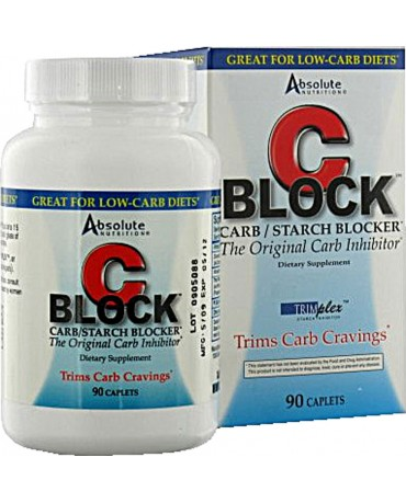 Absolute Nutrition - C-Block 90caplets