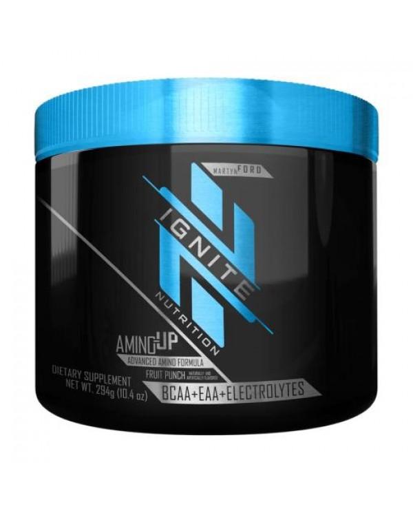 Ignite Nutrition - Amino-Up Advanced Amino Formula 294g