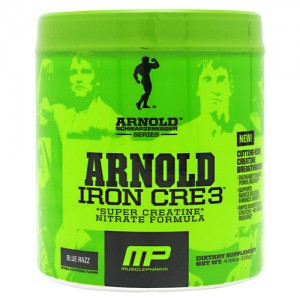 MusclePharm Arnold Series - Iron CRE3 - 123g