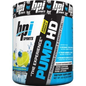 BPI Sports - Pump HD 30 servings * caffeine free