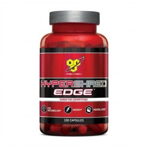 BSN - HyperShred Edge Fat Burner 100caps