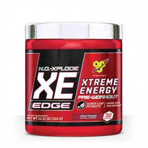 BSN - NO Explode XE Edge 263g Pre Workout 25serv.