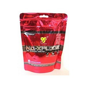 BSN - NO Explode 3.0 - 12serv pouch - Pre Workout powder