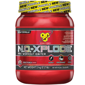 BSN - NO Explode 3.0 - 50serv(1kg) Pre Workout powder