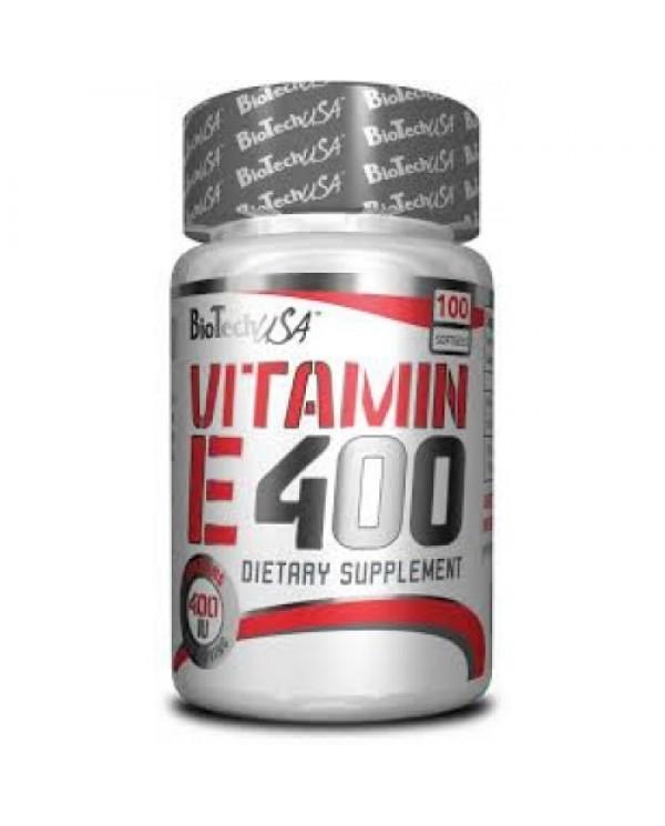 BioTech USA - Vitamin E400 - 100softgels