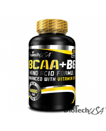 BioTech USA - BCAA + B6 100tabs
