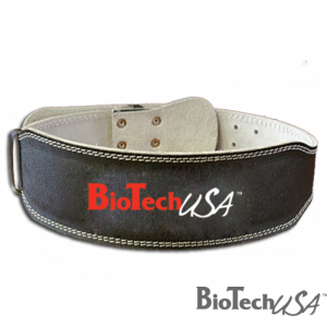 BioTech USA - Bodybuilding Belt - black
