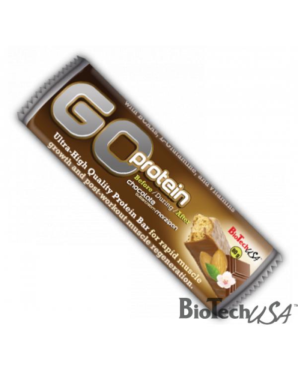 BioTech USA - Go Protein Bar 80g*21bar