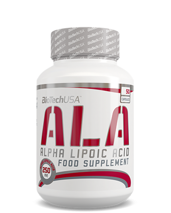 BioTech USA - ALA 50caps