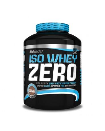 BioTech USA - ISO Whey Zero 2270g - + Free Shaker!
