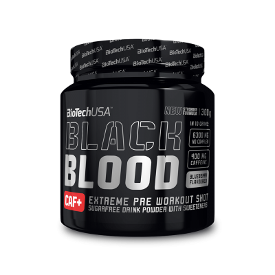 BioTech USA - Black Blood CAFF+ 300g