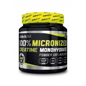 BioTech USA - 100% Creatine Monohydrate 300g