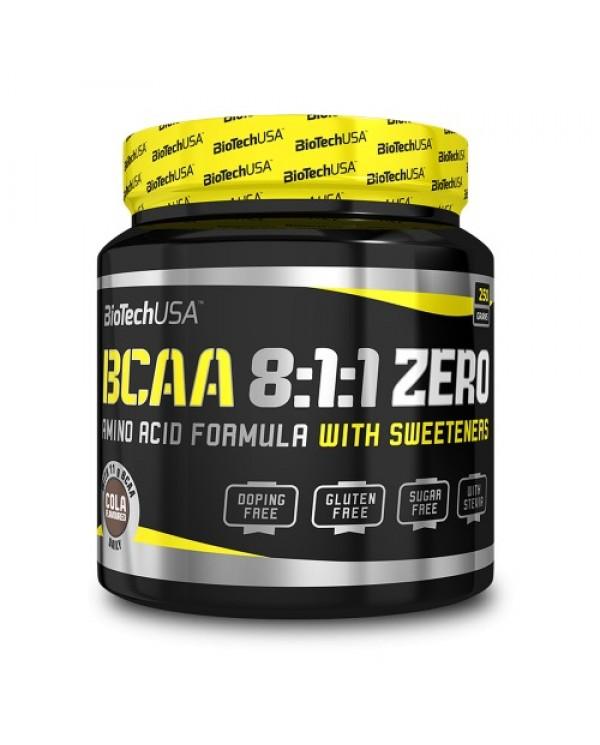 BioTech USA - BCAA 8:1:1 ZERO - 250g *Blueraz