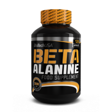 BioTech USA - Beta Alanine 120 caps
