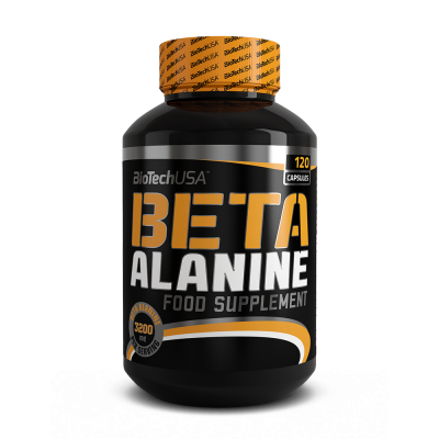 BioTech USA - Beta Alanine 120 caps