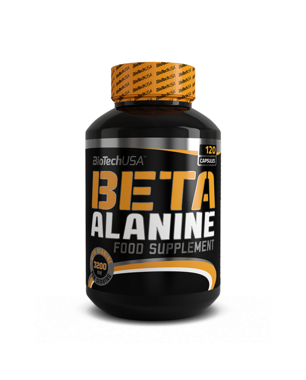 BioTech USA - Beta Alanine 90 caps