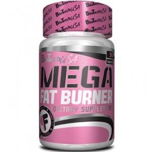 BioTech USA - Pink Fit - Mega Fat Burner 90tabs.