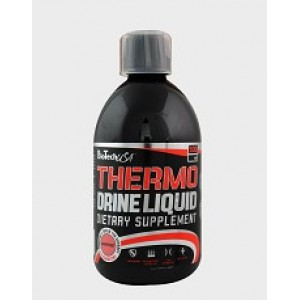BioTech USA - Thermo Drine liquid 500ml - Grapefruit
