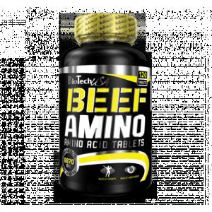 BioTech USA - Beef Amino 120tabs