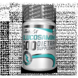 BioTech USA - Glucosamin 500 - 60caps