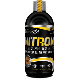 BioTech USA - Nitron liquid amino 1000ml