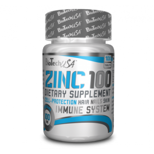 BioTech USA - Zinc Max 100 - 100tabs