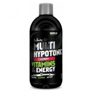 BioTech USA - Multi Hypotonic Drink - Concentrate 1000ml