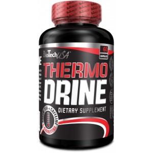 BioTech USA - Thermo Drine 60caps.