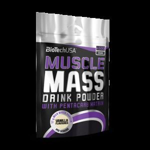 BioTech USA - Muscle Mass 4500g