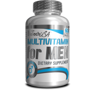 BioTech USA - Multivitamin for Men 60tabs
