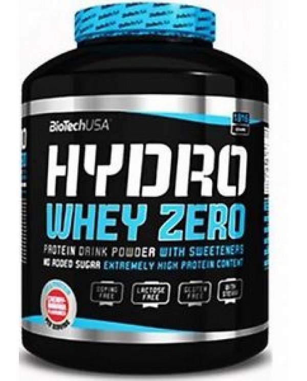 BioTech USA - Hydro Whey Zero 1816g + free shaker!