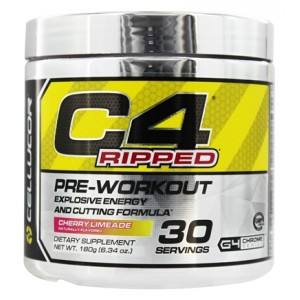 Cellucor - C4 Ripped Pre Workout 30serv 180g