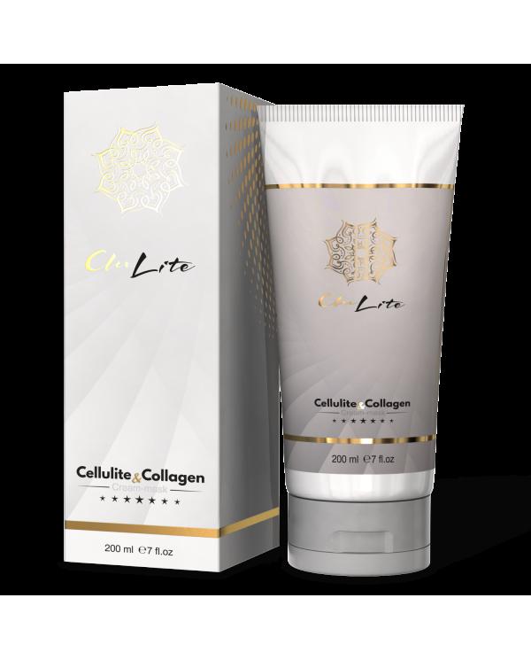 Vitalab - CluLite * Anti Cellulite cream * 200ml