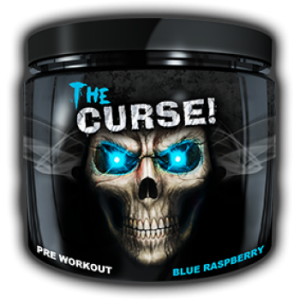 Cobra Labs - The Curse 250g Pre workout - 50serv!