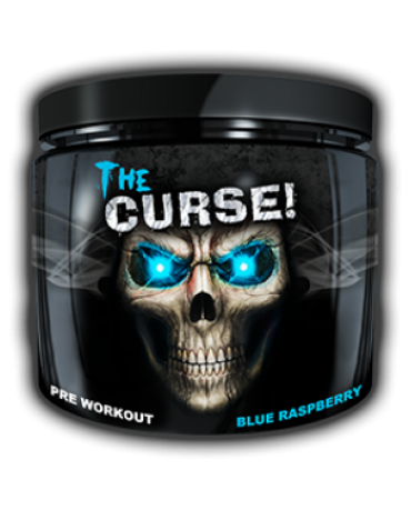 Cobra Labs - The Curse 250g Pre workout - 50serv!