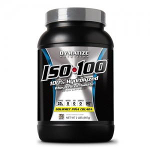 Dymatize - ISO-100 Hydrolyzed Whey Protein Isolate 726g/1.6lb