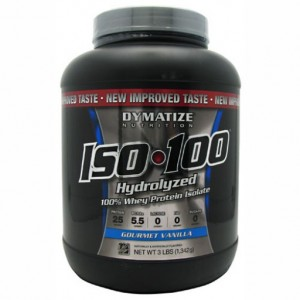 Dymatize - ISO-100 Hydrolyzed Whey Protein Isolate 1342g/3lb