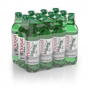 Donat Mg Natural mineral water 500ml * 12bottle