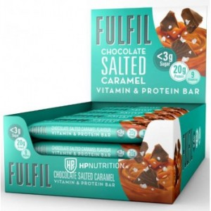 Fulfil - Protein bars with vitamins 15*60g box