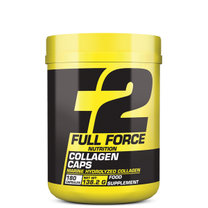 Full Force Nutrition - Collagen Caps 180capsules
