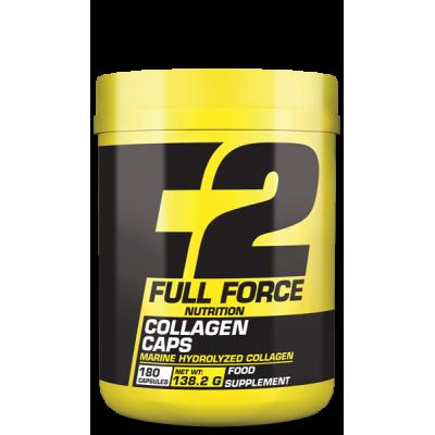 Full Force Nutrition - Collagen Caps 180capsules