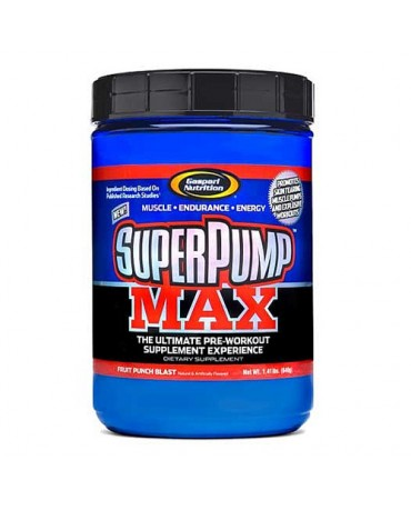 Gaspari - SuperPump Max 640g