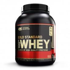 Optimum Nutrition - 100% Whey Gold Standard 5lb