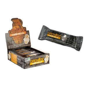 Grenade - Carb Killa Bars 60g * Box of 12. BBE 09.05.2017 *  €20.00!!!