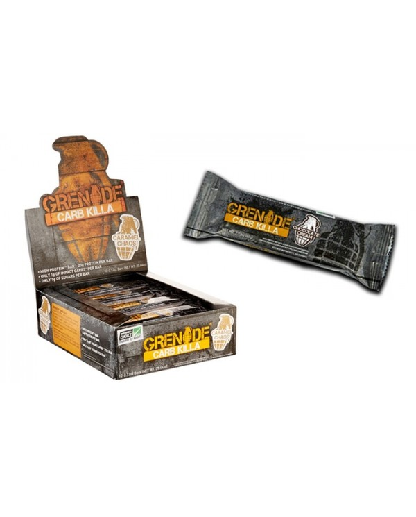 Grenade - Carb Killa Bars box of 12