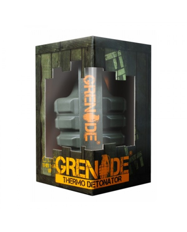Grenade - Thermo Detonator Fat Burner 100caps