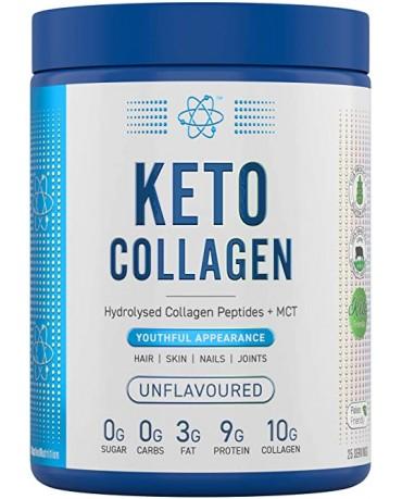 Applied nutrition - Keto collagen 325G (UNFLAVORED)