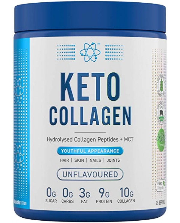 Applied nutrition - Keto collagen 325G (UNFLAVORED)